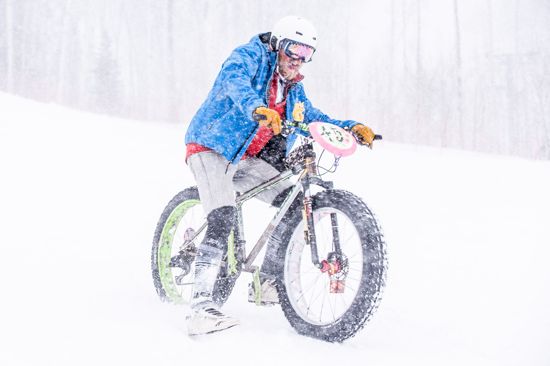 Fat Bike Racing